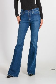 Jeans in Denim Stretch flare 26cm