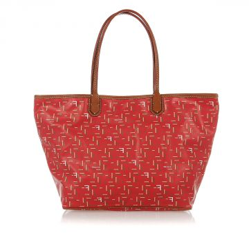 Coated Canvas Shopper EASY Bag
