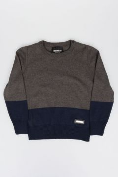 Wool Cottom Blend Sweater
