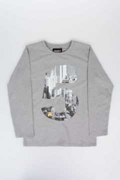 Printed Fleece 5 T-shirt