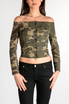 Camouflage SAILOR Jacket