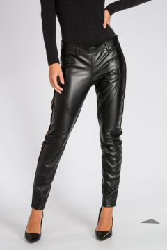 Faux Leather SYNT Pants