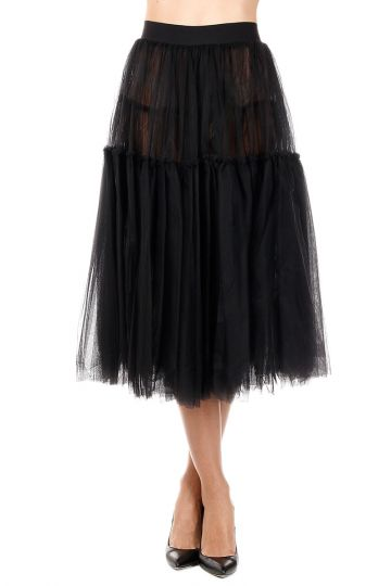 Gonna Con Tulle