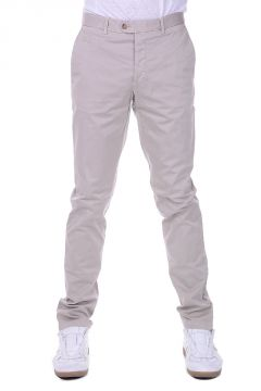 Pantalone Slim Fit in Cotone Stretch