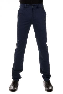 Pantalone in Stretch Cotton