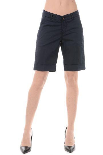 Pantaloni Bermuda in Cotone