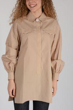 Cotton Poplin CRISPY Shirt