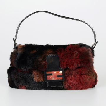 Beaver Fur Handbag