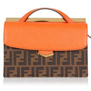 Logo fabric DEMI JOUR Bag