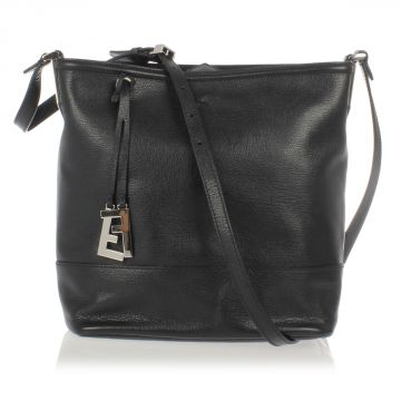 Tumbled Leather Shoulder Bag