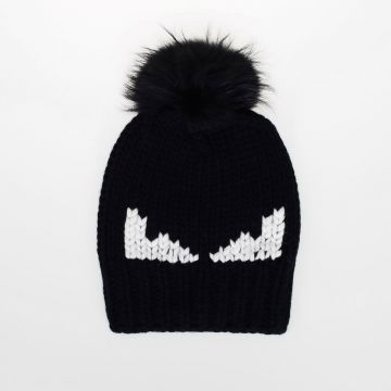 Virgin Wool MONSTER Fur hat
