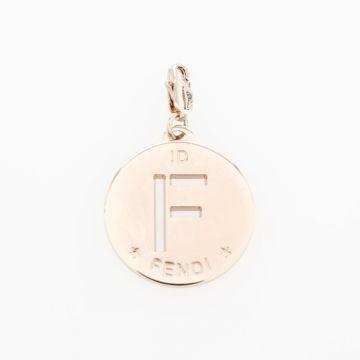 """F"" Identity Pendant"
