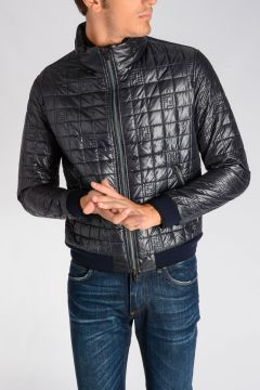 Quilted BOMBERTHIN Jacket