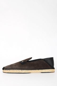 Leather MONSTER Loafers