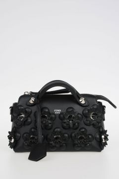 Leather Studded Mini Bag