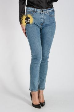 Stretch Denim WONDER MONSTER Jeans 14 cm