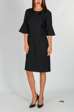 Silk Wool Dress ?