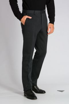 Cotton Blend DOUBLE JERSEY Trousers