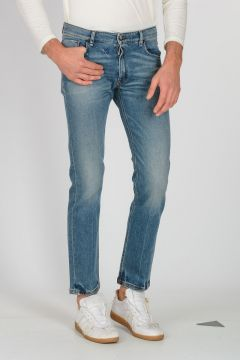 Jeans SLIM in Denim Stretch 17cm