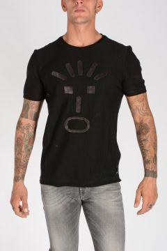 Print Jersey Cotton T-shirt
