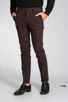 Blend Cotton Chino Pants
