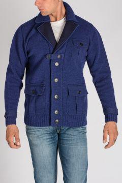 Cashmere Blend Knitted blazer