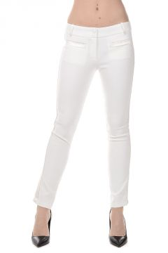 Stretch Fabric Pants