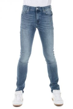 Jeans RONNIE FOOTRI in Denim Stretch 17 cm