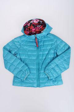 Hooded Reversible Down Jacket