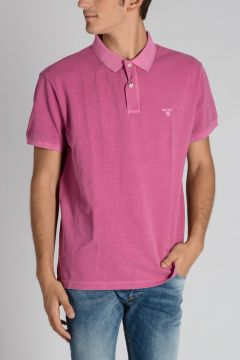 Cotton Short Sleeves Polo Tee