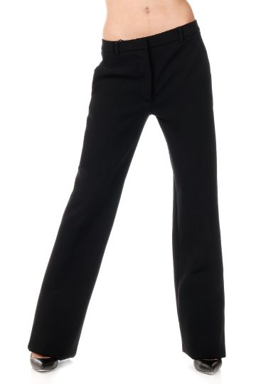 Pantalone WIDE LEG Foderato