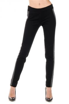 Cotton STRETCH PANNEL Leggings