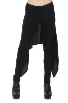 Leggings PANEL INSERT in Misto Cotone
