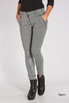14 cm Stretch Cotton Basic Jeans