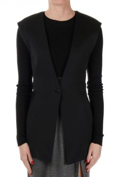 Virgin Wool and Cotton TAILORING gilet