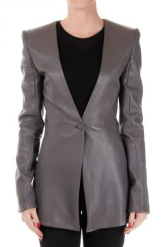 Leather TAILORING Jacket