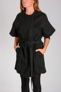 Cappotto T COAT in Cotone Stretch