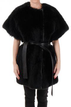 Shearling Short Sleeves T COAT
