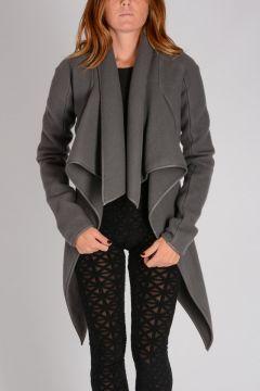 Virgin Wool KIMONO Jacket