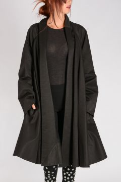 Cotton & Nylon OPERA COAT