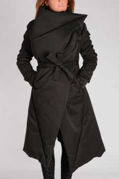 Cappotto PADDED BOLERO INSERT COAT