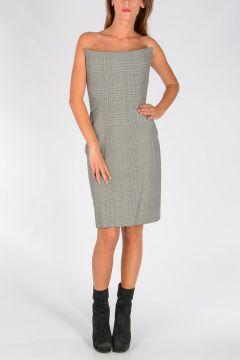 Virgin Wool CORSET Dress