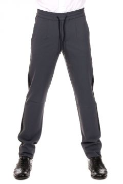 Wool blend PIERO Pants