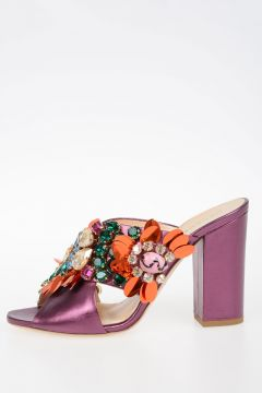 Jewel Mules MICHELLE Leather Spring/summerGedebe 1HFTX