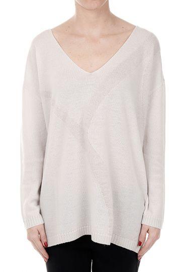 Oversize Sweater in Virgin Wool