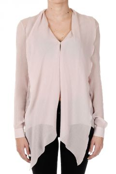 Silk Shirt with Foulard