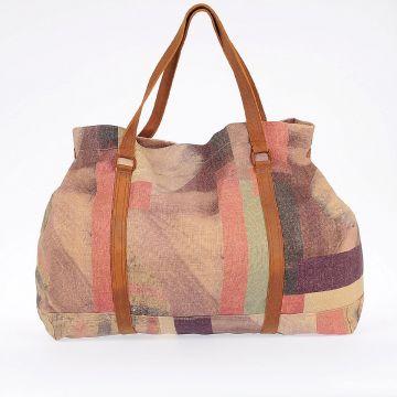 Printed JUTA Tote Bag