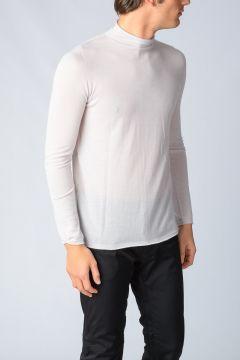 Maglia a Collo Alto in Cashmere