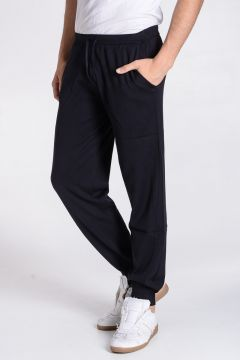 Cotton & Silk Pants