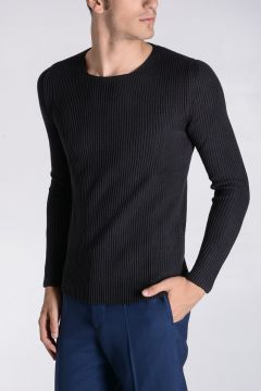 Cotton & Silk Sweater